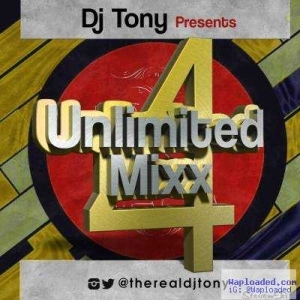 Dj Tony - The Unlimited Mix Vol.4